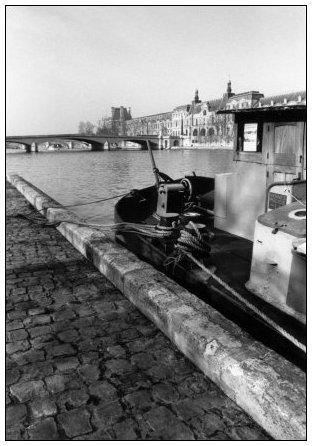 Quais de Seine, Paris, France by Laurent Orseau #2