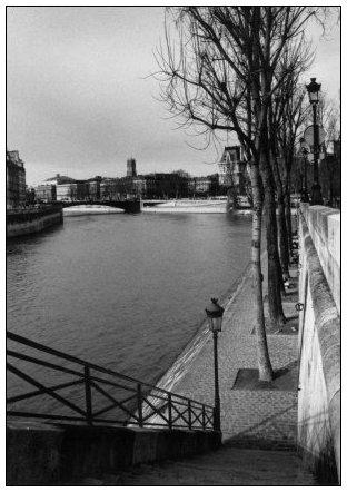 Quais de Seine, Paris, France by Laurent Orseau #7