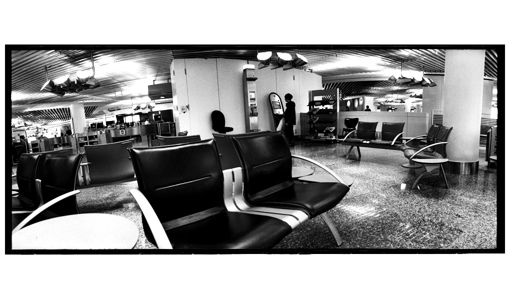 At the Airport by Laurent Orseau #1
