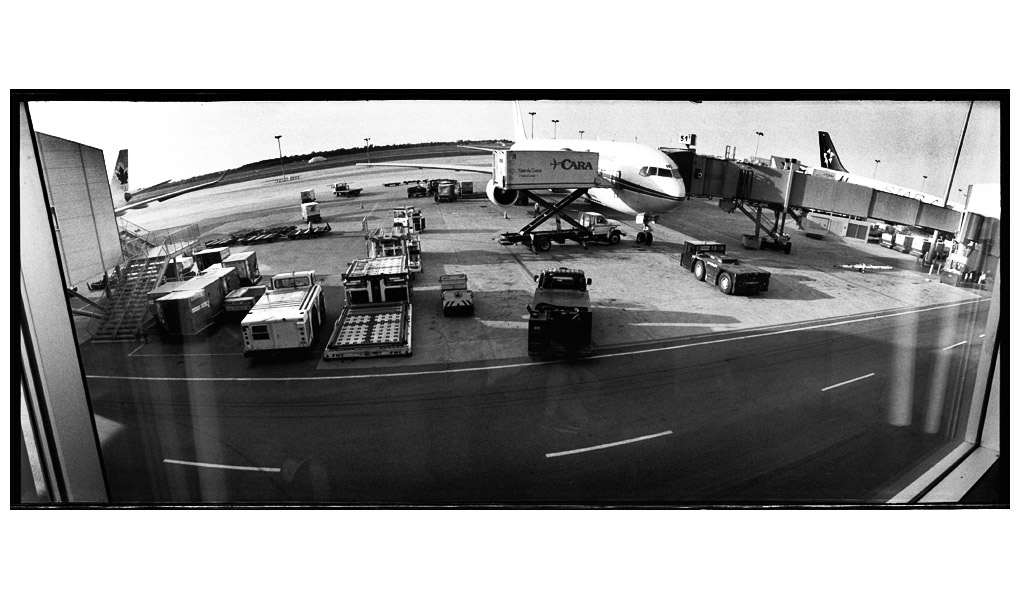 At the Airport by Laurent Orseau #6