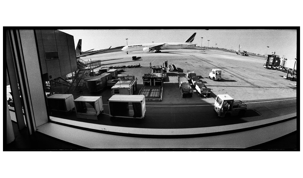 At the Airport by Laurent Orseau #7