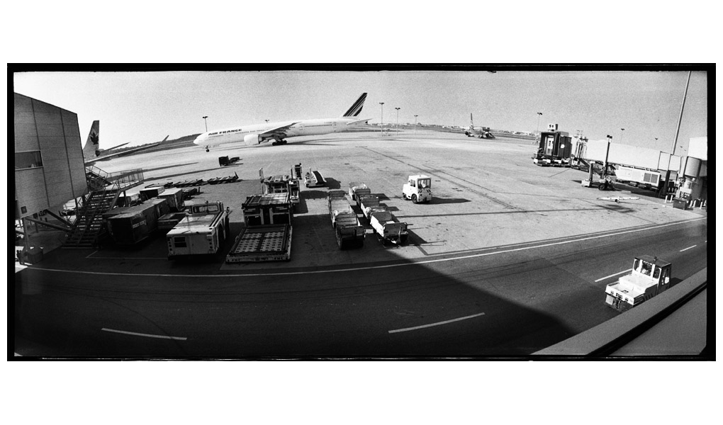 At the Airport by Laurent Orseau #8