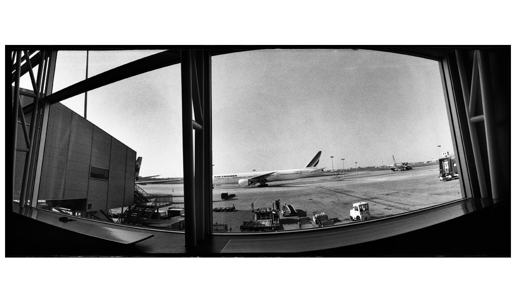At the Airport by Laurent Orseau #9
