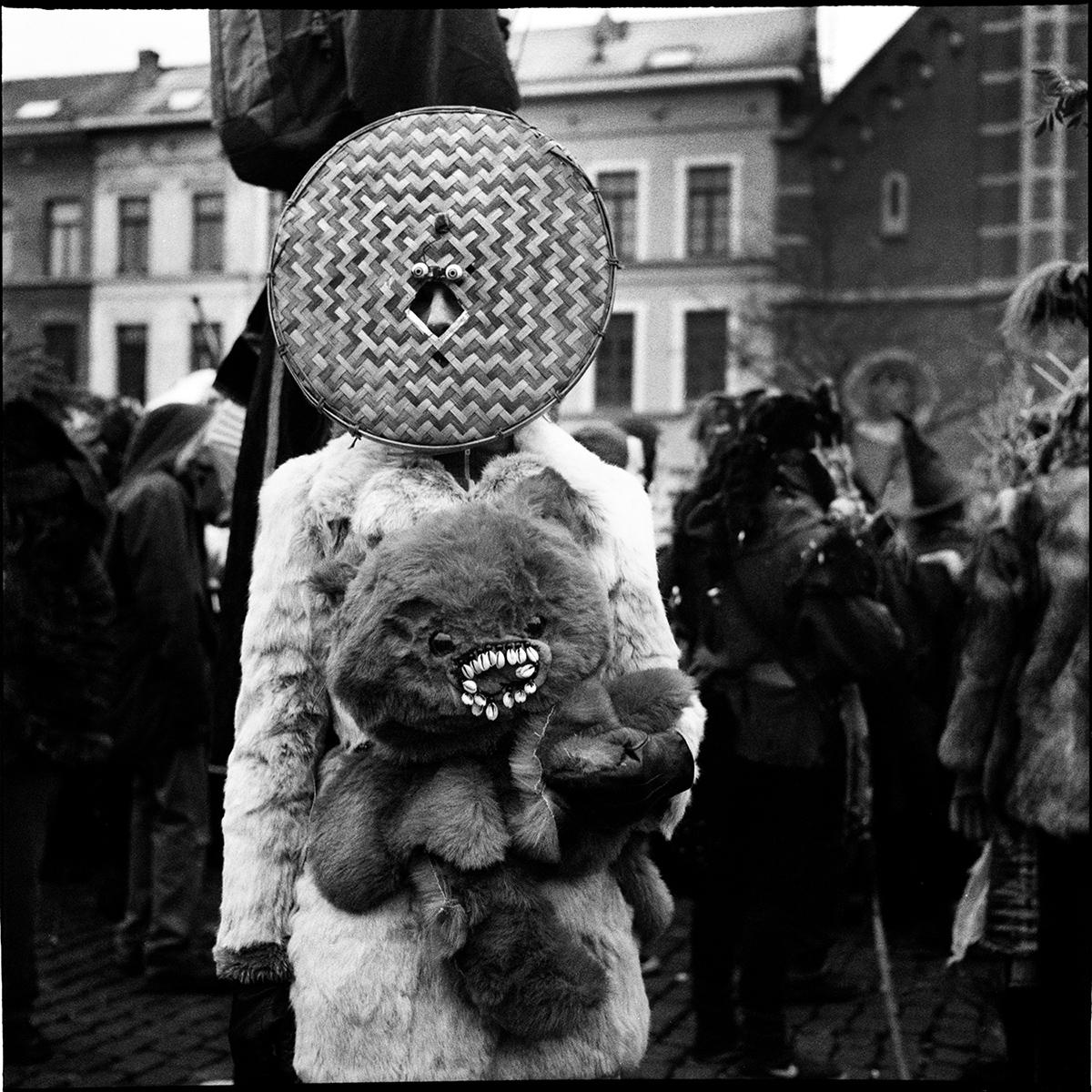 Carnaval sauvage de Bruxelles 2018 (6x6) by Laurent Orseau #16