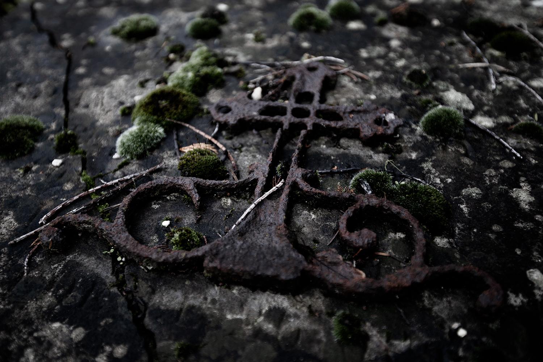 Dieweg Cemetery by Laurent Orseau #22