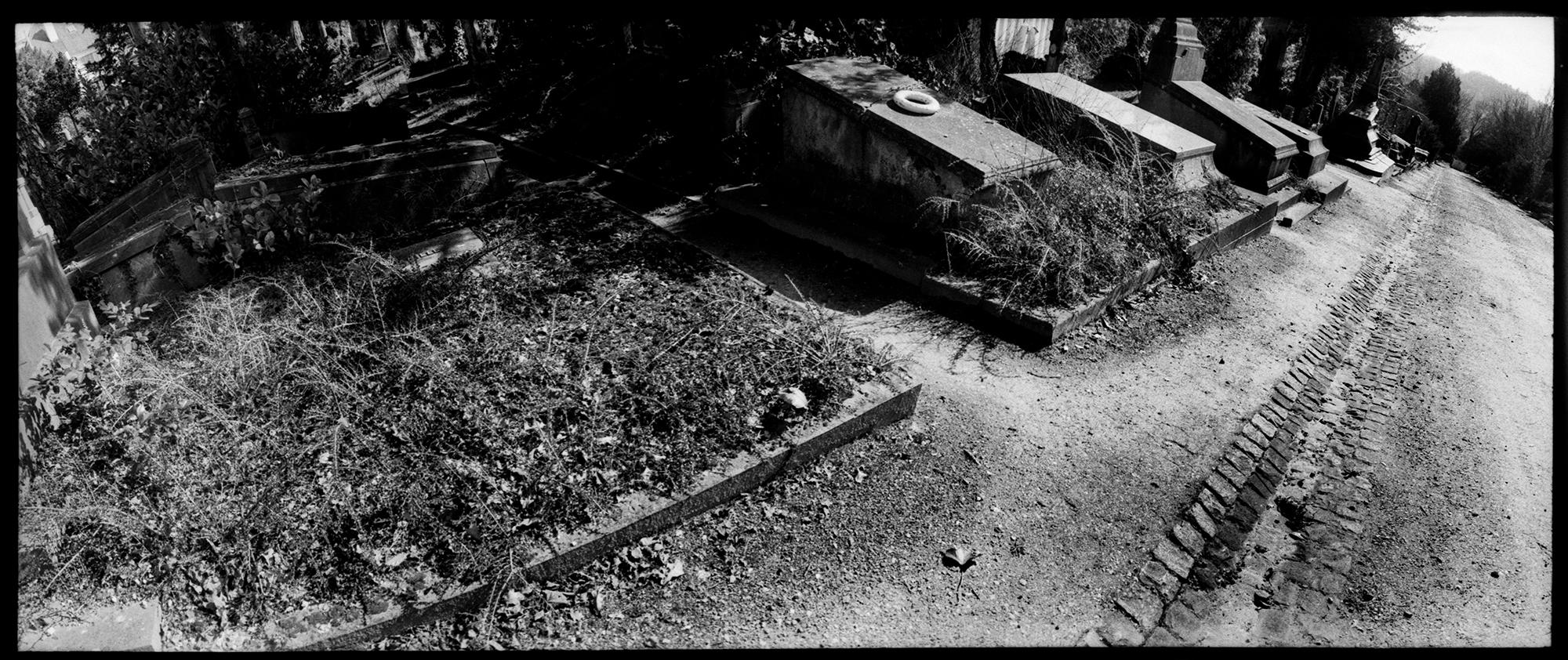 Dieweg Cemetery by Laurent Orseau #43