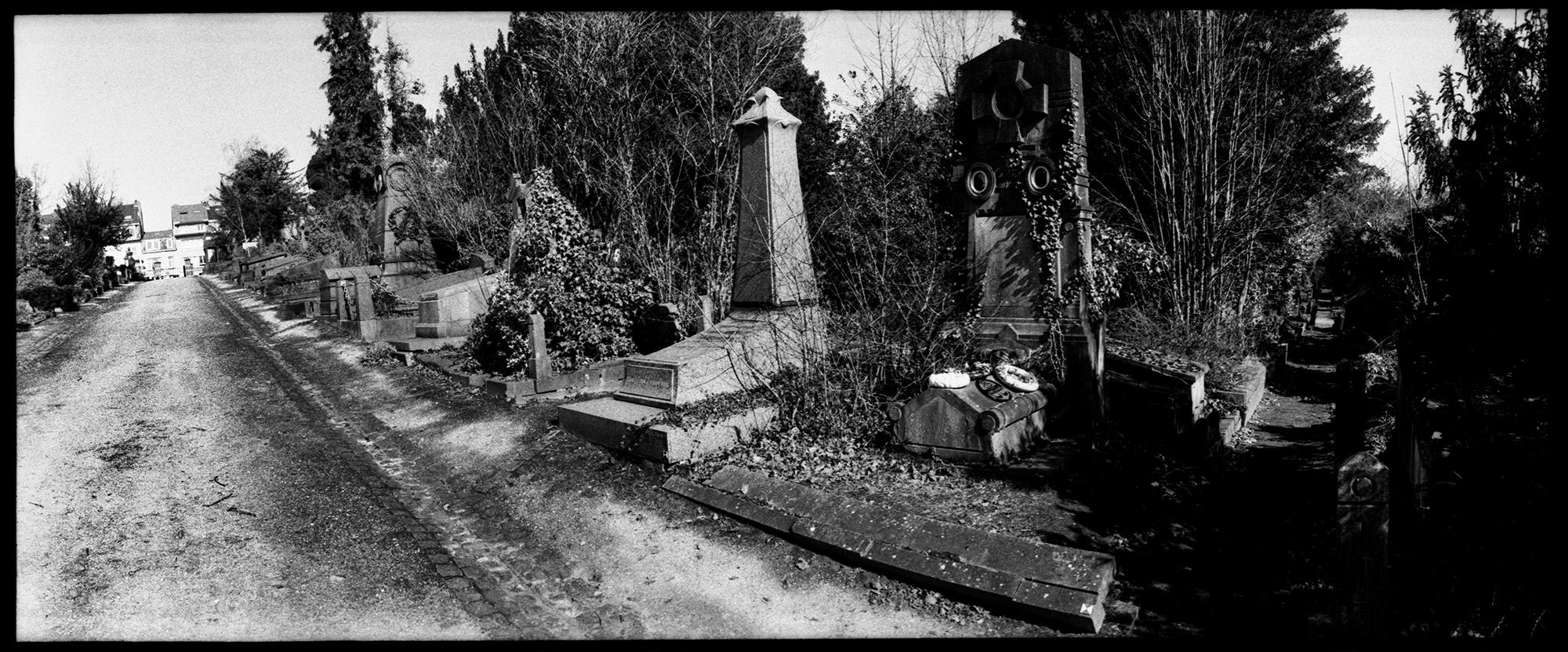 Dieweg Cemetery by Laurent Orseau #45