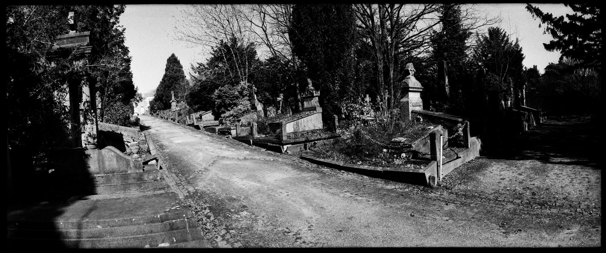 Dieweg Cemetery by Laurent Orseau #46