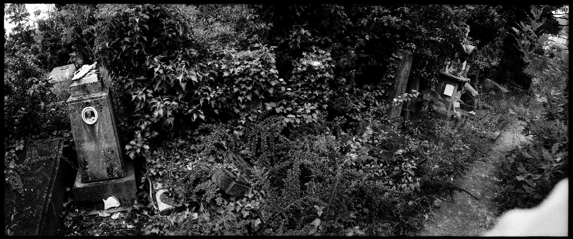 Dieweg Cemetery by Laurent Orseau #48