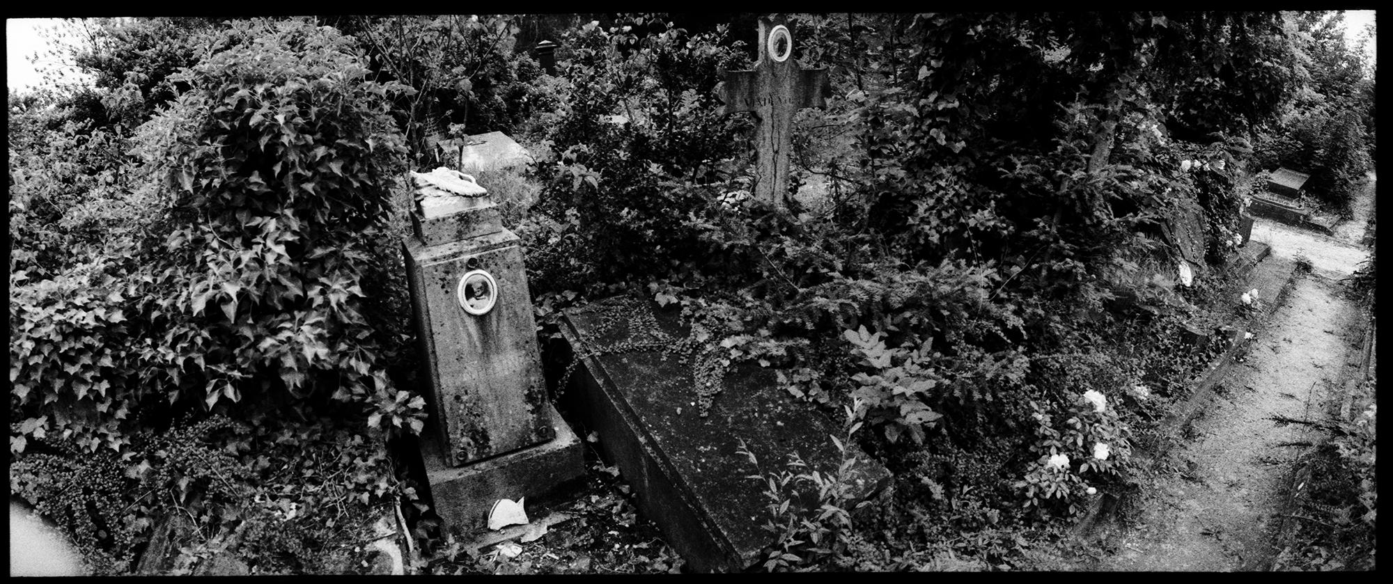 Dieweg Cemetery by Laurent Orseau #49