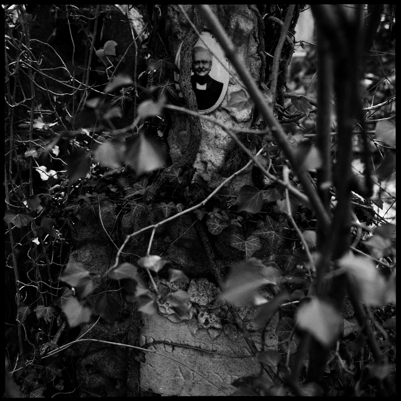 Dieweg Cemetery by Laurent Orseau #65