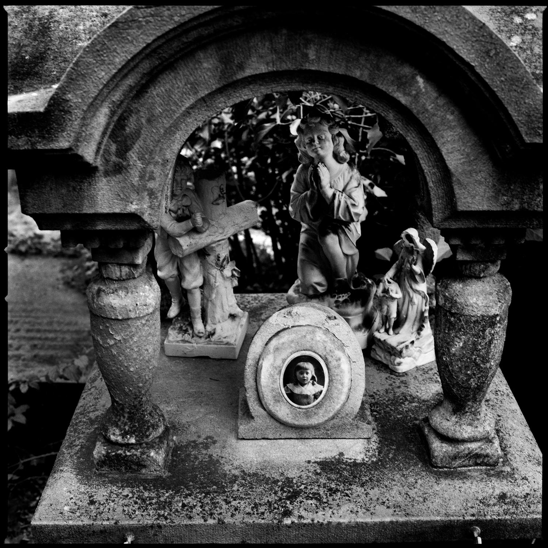 Dieweg Cemetery by Laurent Orseau #82