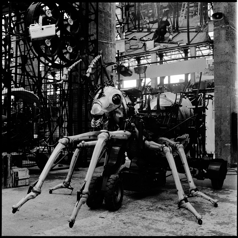 Machines of the Isle of Nantes