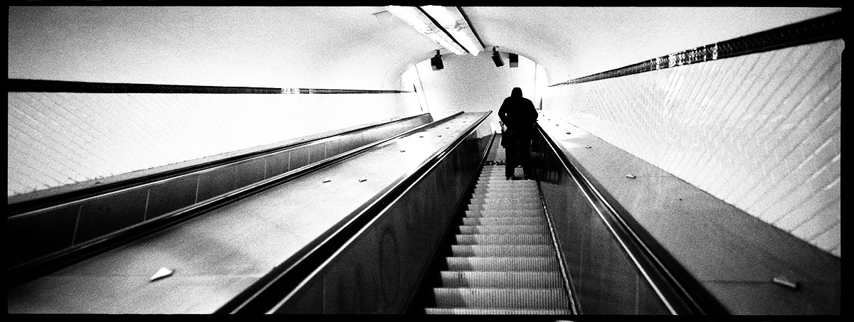 In the Métro by Laurent Orseau #22