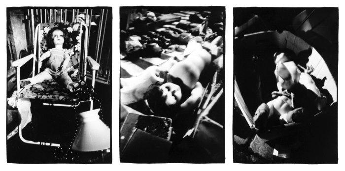 Triptychs by Laurent Orseau #7