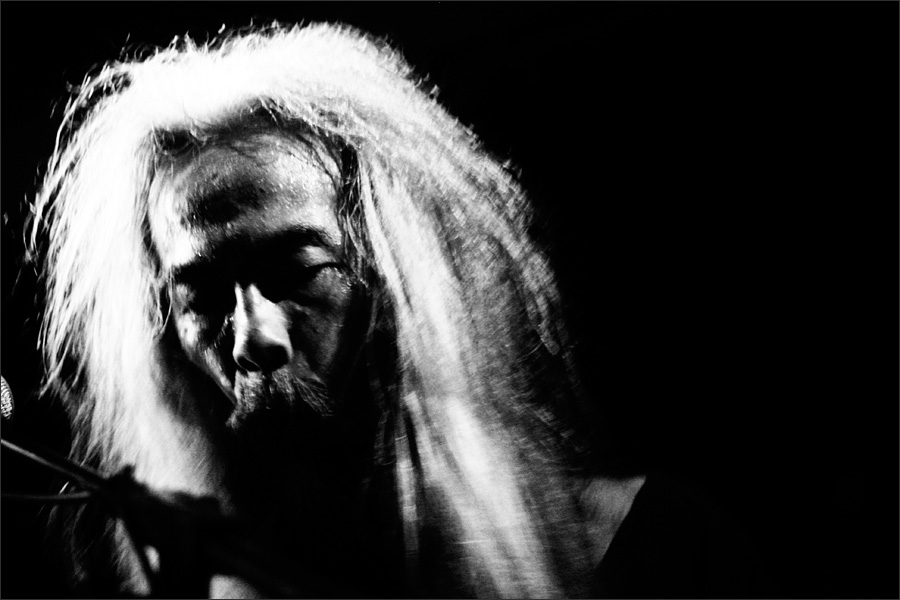Acid Mothers Temple by Laurent Orseau - Oetinger Villa - Darmstadt, Germany #6