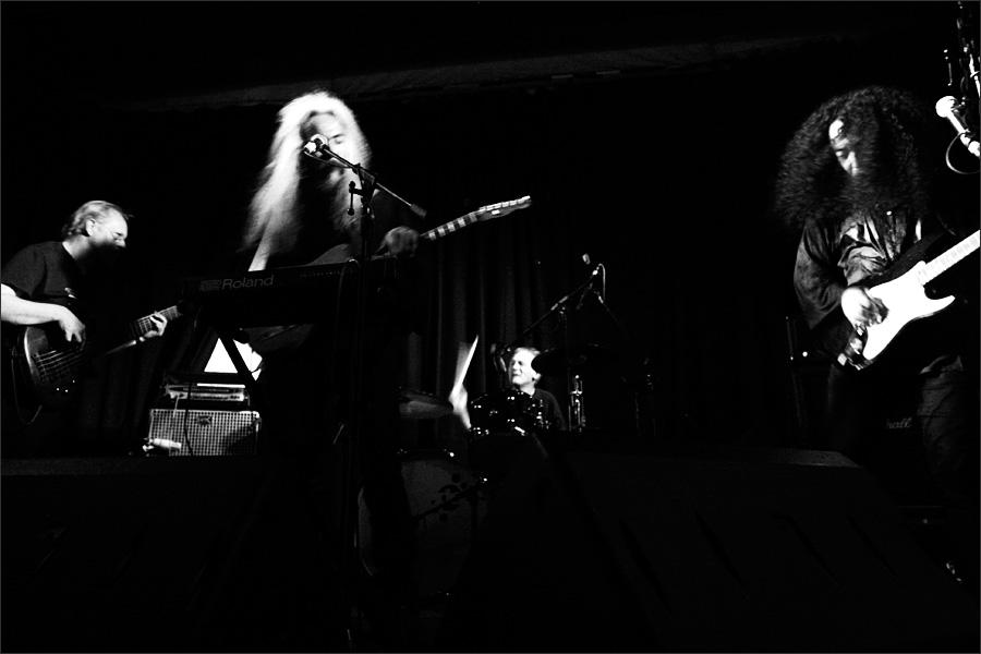 Acid Mothers Temple by Laurent Orseau - Oetinger Villa - Darmstadt, Germany #8