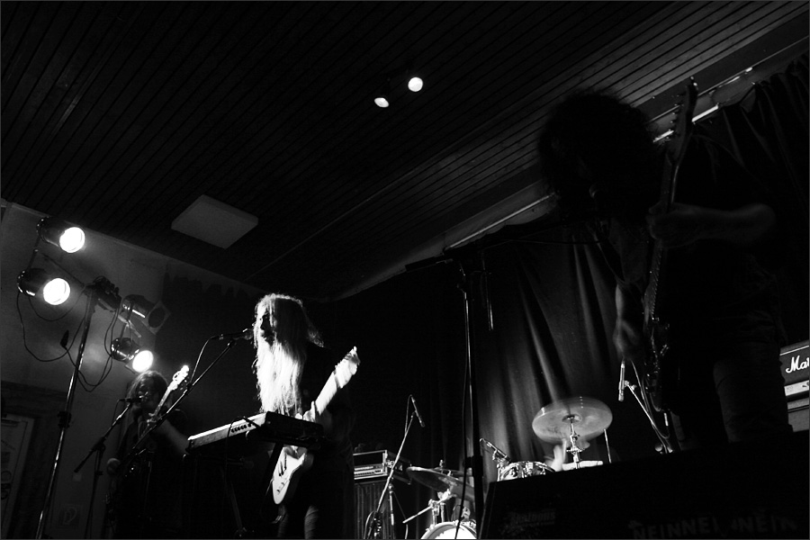 Acid Mothers Temple & The Melting Paraiso U.F.O. by Laurent Orseau - Oetinger Villa - Darmstadt, Germany #4