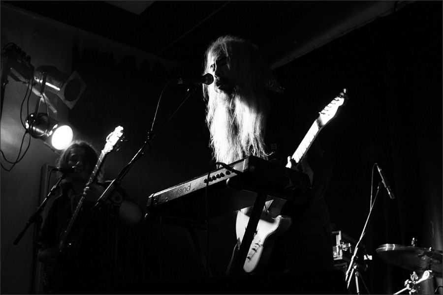 Acid Mothers Temple & The Melting Paraiso U.F.O. by Laurent Orseau - Oetinger Villa - Darmstadt, Germany #5