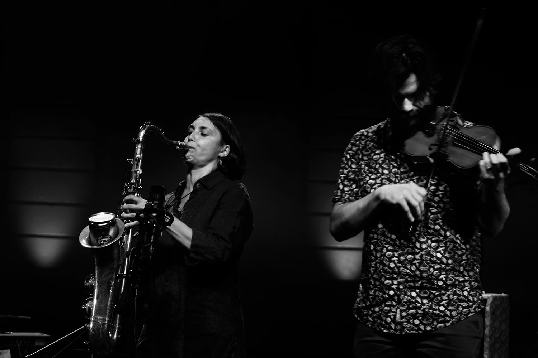 Ada Rave & Jasper Stadhouders & Audrey Lauro & Pak Yan Lau & Adam Cadell by Laurent Orseau - Summer Bummer Festival - De Studio - Antwerp, Belgium #4