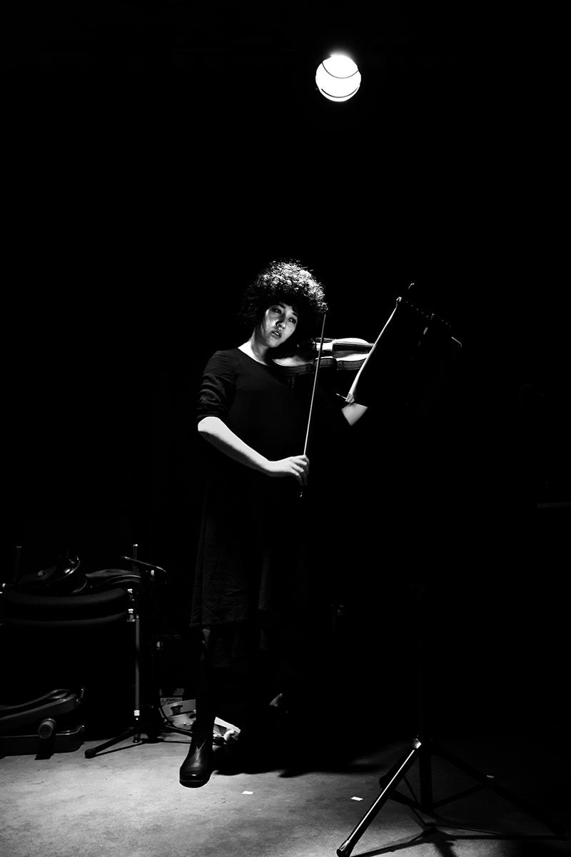 Aisha Orazbayeva by Laurent Orseau - Les Ateliers Claus - Brussels, Belgium #1