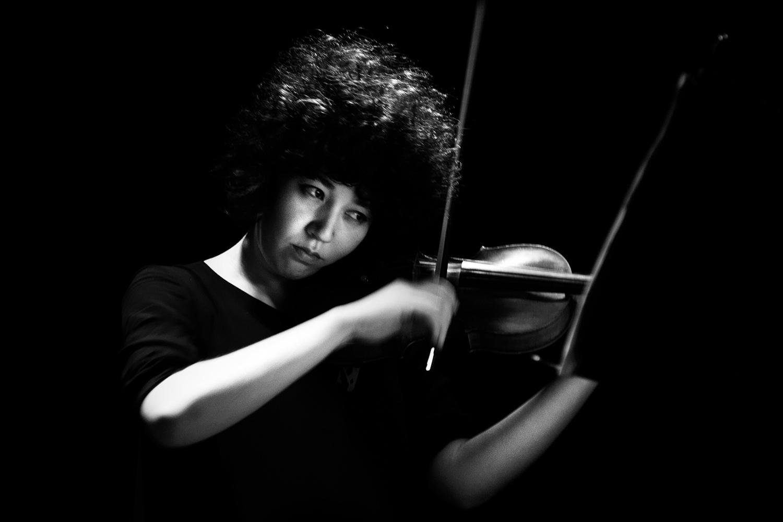 Aisha Orazbayeva by Laurent Orseau - Concert - Les Ateliers Claus - Brussels, Belgium #4