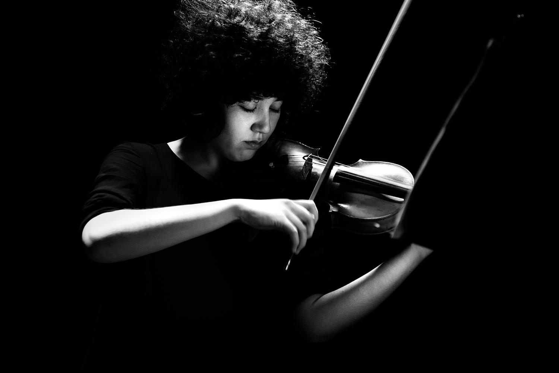 Aisha Orazbayeva by Laurent Orseau - Concert - Les Ateliers Claus - Brussels, Belgium #5