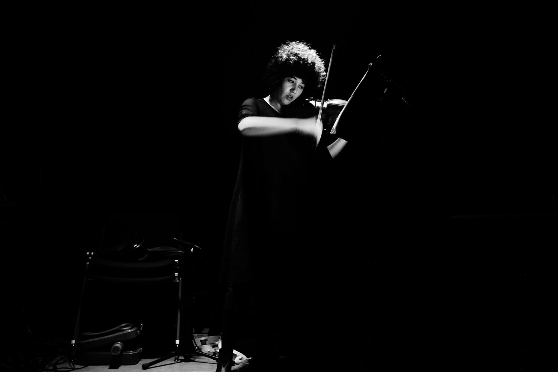 Aisha Orazbayeva by Laurent Orseau - Concert - Les Ateliers Claus - Brussels, Belgium #7