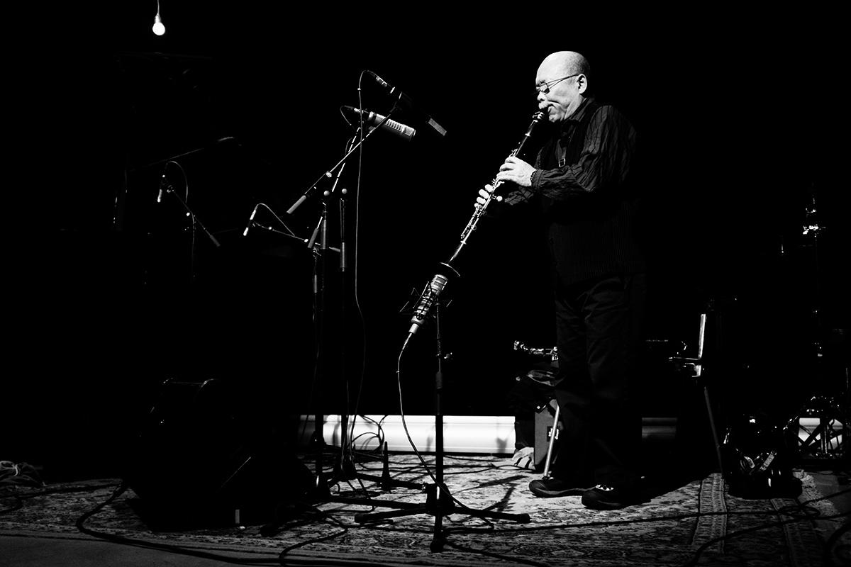 Akira Sakata & Giovanni di Domenico by Laurent Orseau - Les Ateliers Claus - Brussels, Belgium #6