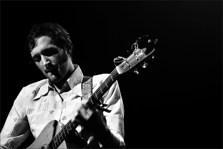 Alasdair Roberts by Laurent Orseau - Brotfabrik - Frankfurt am Main, Germany #2