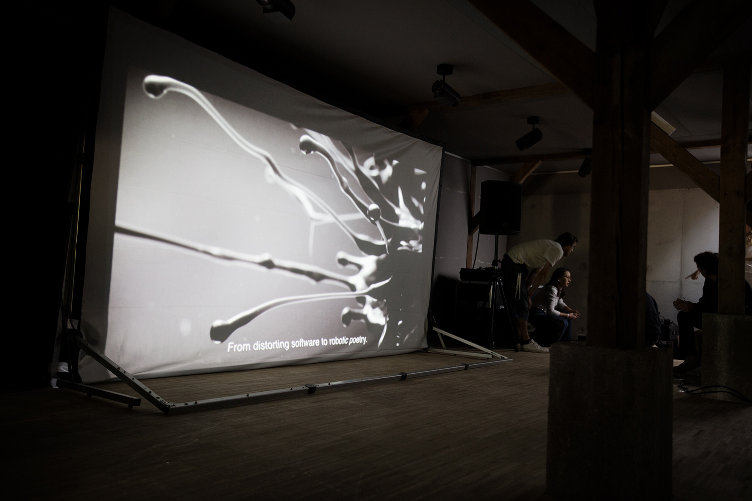 All Sounds Considered by Laurent Orseau - Meakusma Festival - Alter Schlachthof - Eupen, Belgium #3