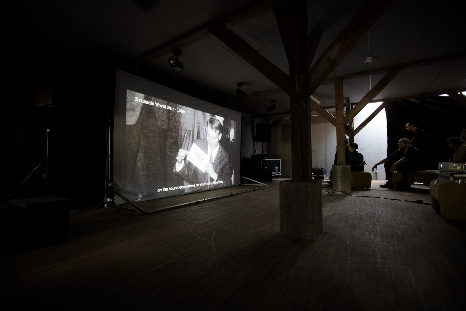 All Sounds Considered by Laurent Orseau - Meakusma Festival - Alter Schlachthof - Eupen, Belgium #4