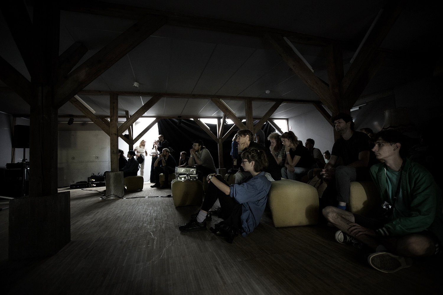 All Sounds Considered by Laurent Orseau - Meakusma Festival - Alter Schlachthof - Eupen, Belgium #6