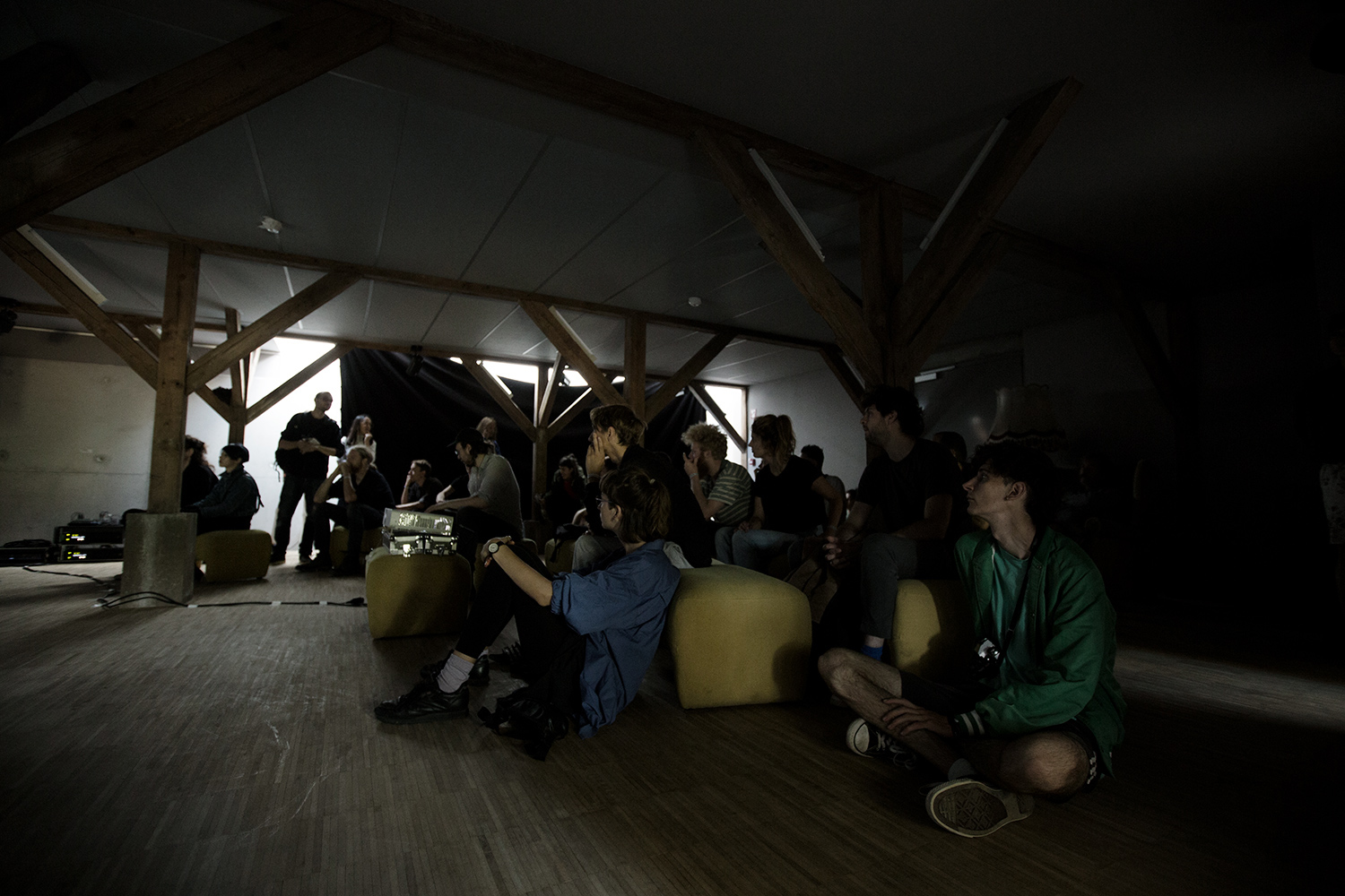 All Sounds Considered by Laurent Orseau - Meakusma Festival - Alter Schlachthof - Eupen, Belgium #7