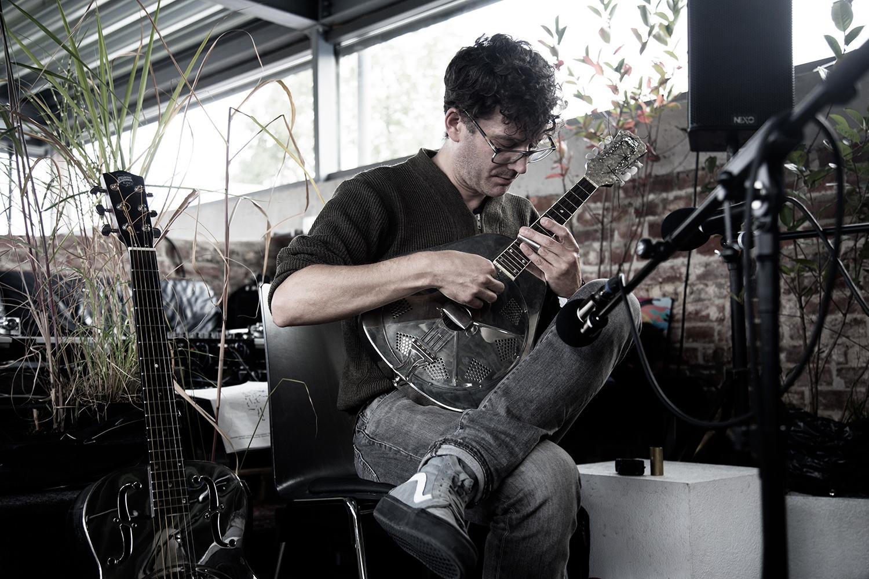 Ameel Brecht by Laurent Orseau - Meakusma Festival - Eupen, Belgium #2