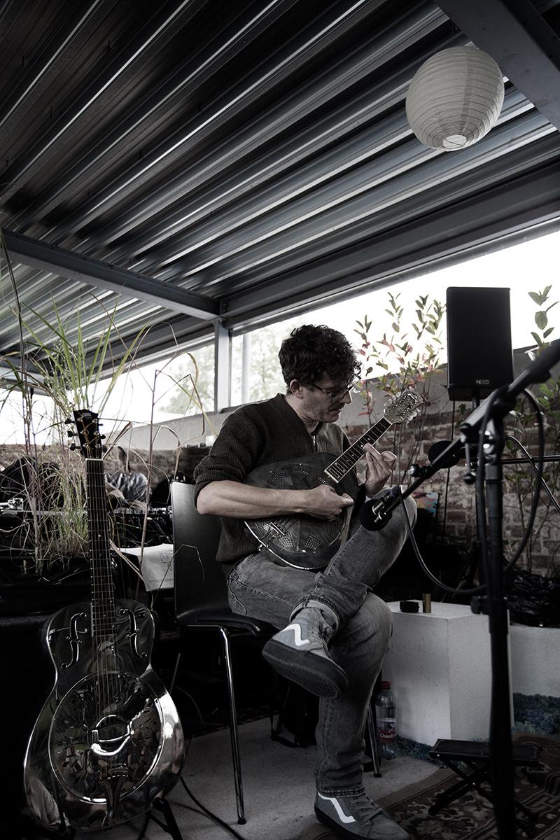 Ameel Brecht by Laurent Orseau - Meakusma Festival - Alter Schlachthof - Eupen, Belgium #4