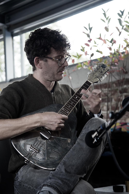 Ameel Brecht by Laurent Orseau - Meakusma Festival - Alter Schlachthof - Eupen, Belgium #5