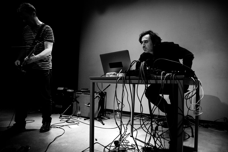 Andy Moor & Yannis Kyriakides by Laurent Orseau - Les Ateliers Claus - Brussels, Belgium #3