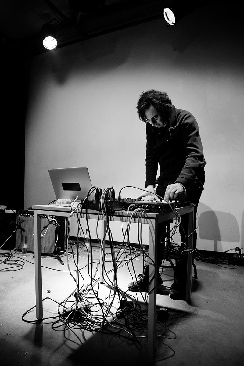 Andy Moor & Yannis Kyriakides by Laurent Orseau - Les Ateliers Claus - Brussels, Belgium #5