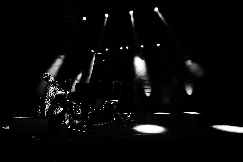 Angel Bat Dawid by Laurent Orseau - Summer Bummer Festival - De Studio - Antwerp, Belgium #1