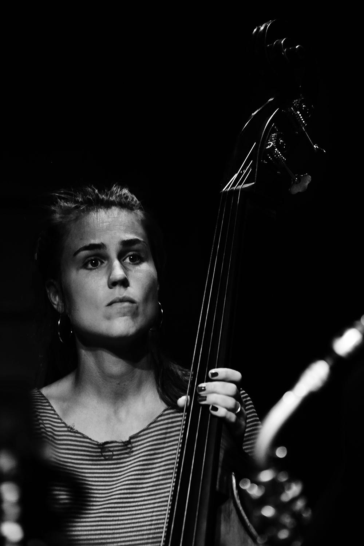 Anna Högberg Attack feat. Elin Larsson & Lisa Ullén & Niklas Barnö & Elsa Bergman & Anna Lund by Laurent Orseau - Summer Bummer Festival - De Studio - Antwerp, Belgium #27