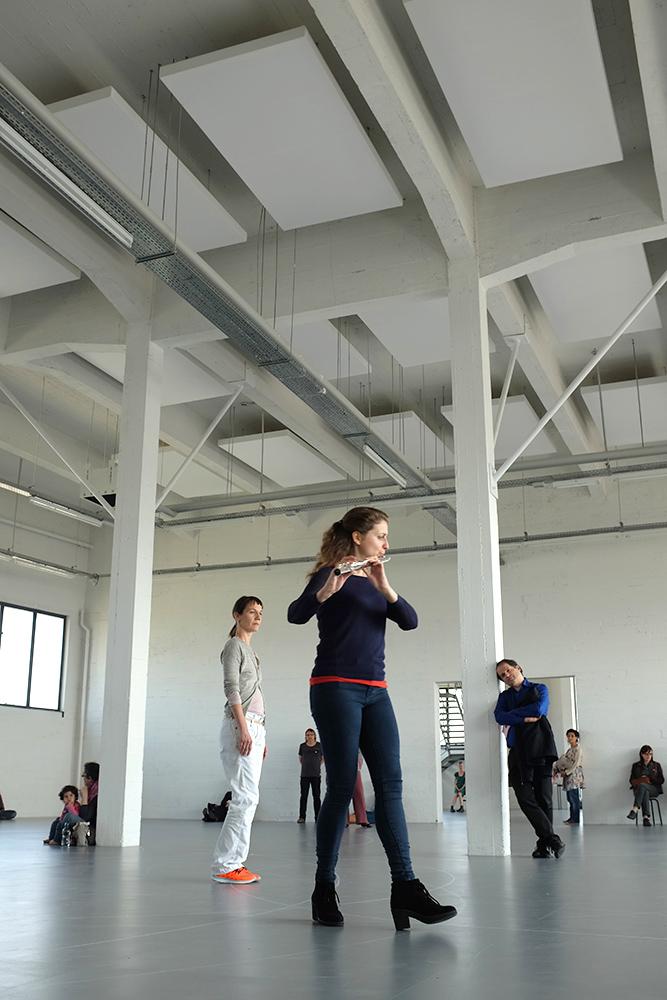 Anne Teresa De Keersmaeker: Work/Travail/Arbeid by Laurent Orseau - Wiels - Brussels, Belgium #2