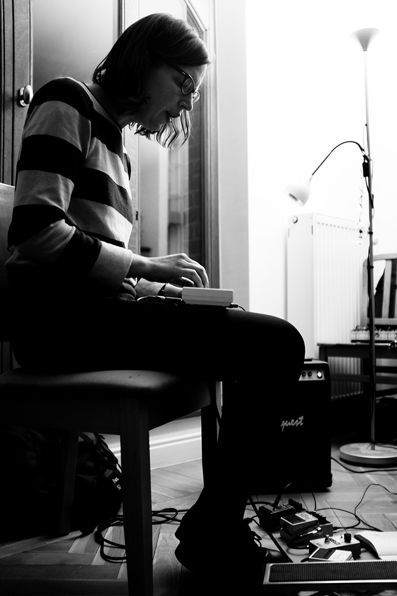 Annelies Monseré by Laurent Orseau - hinah session - hinah hq - Brussels, Belgium #3