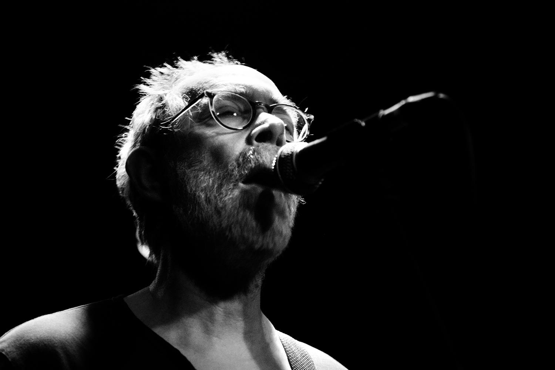 Arto Lindsay - Concert - Les Ateliers Claus - Brussels, Belgium
