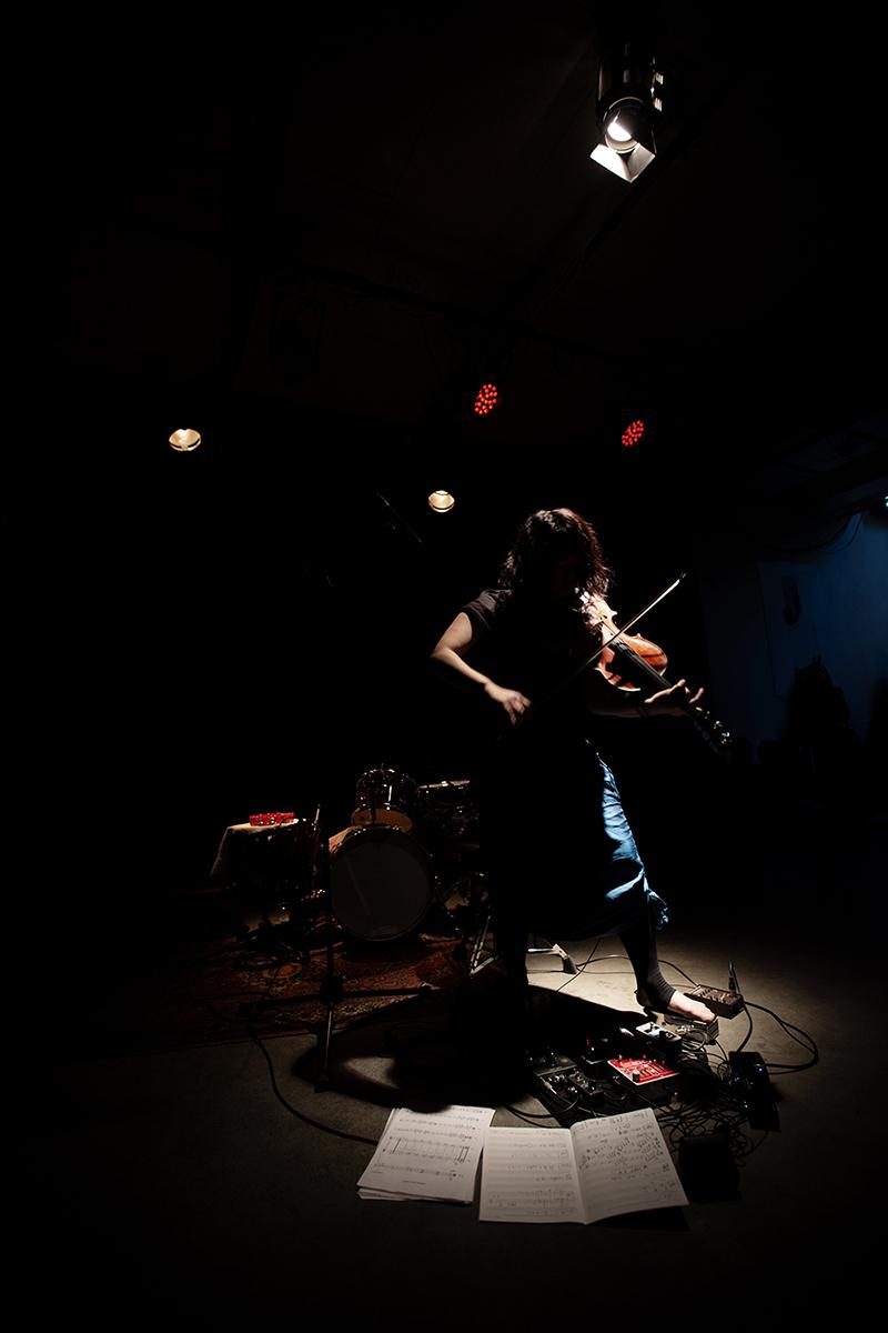 Atsuko Hatano by Laurent Orseau - Les Ateliers Claus - Brussels, Belgium #2