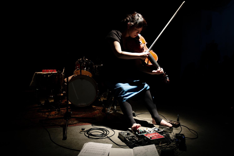 Atsuko Hatano by Laurent Orseau - Les Ateliers Claus - Brussels, Belgium #3