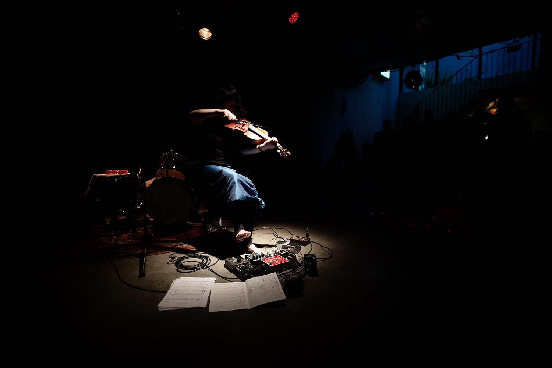 Atsuko Hatano by Laurent Orseau - Les Ateliers Claus - Brussels, Belgium #4