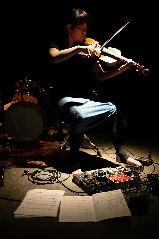 Atsuko Hatano by Laurent Orseau - Les Ateliers Claus - Brussels, Belgium #7