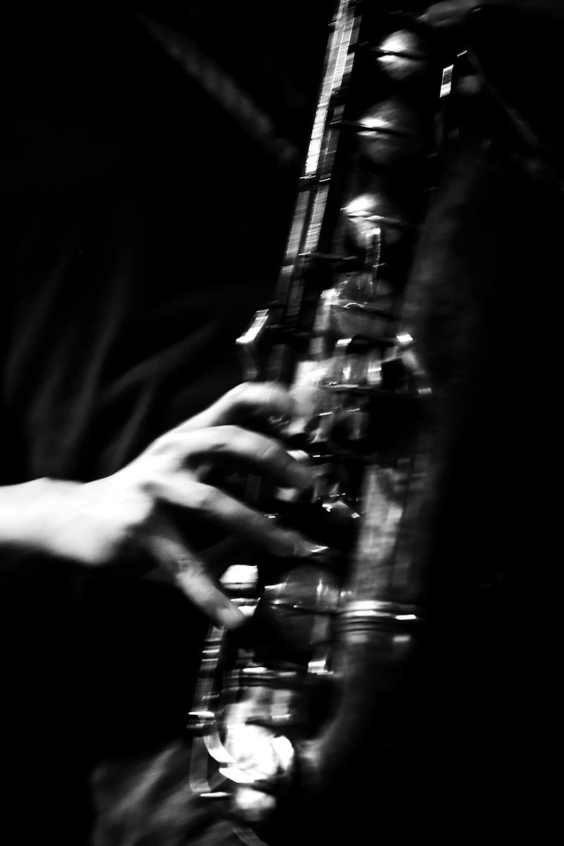 Ava Mendoza Quartet by Laurent Orseau - Les Ateliers Claus - Brussels, Belgium #17