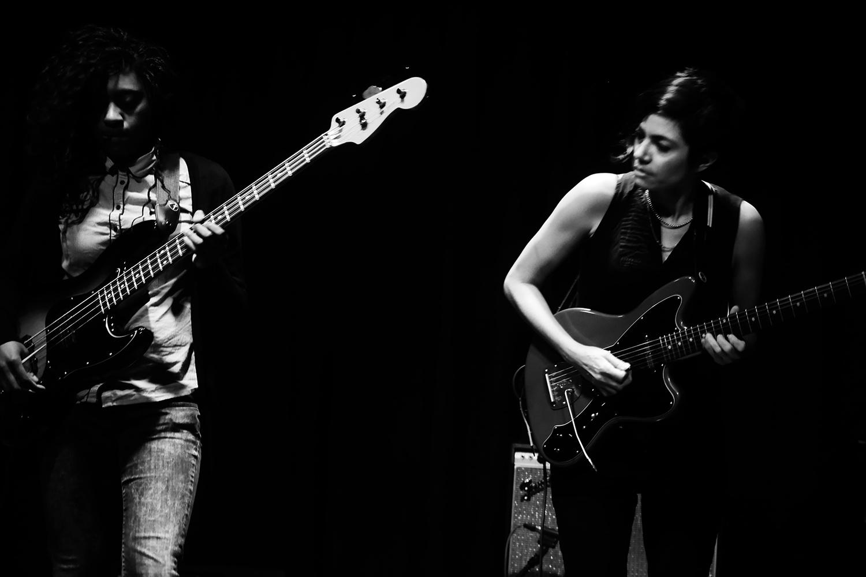 Ava Mendoza Quartet by Laurent Orseau - Les Ateliers Claus - Brussels, Belgium #3